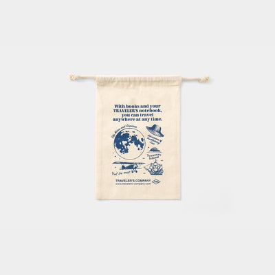 Traveler's Company Limited Holiday Gift Bag - Passport Size