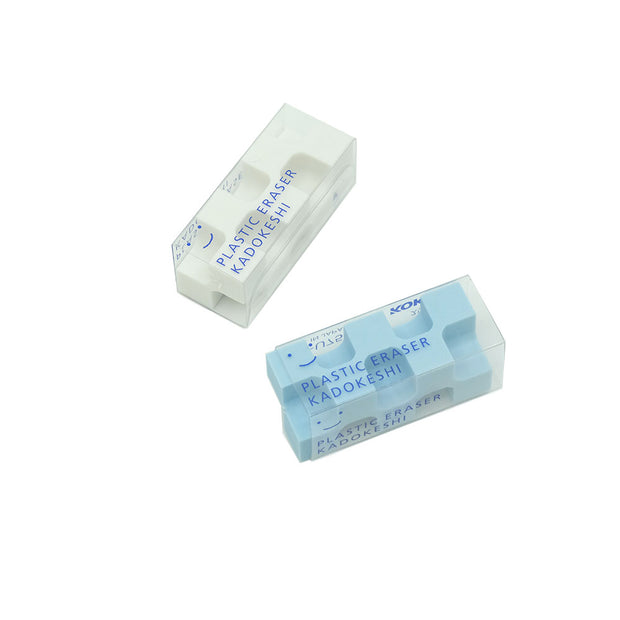 Kokuyo Kadokeshi Eraser Small, Set of 2 - noteworthy