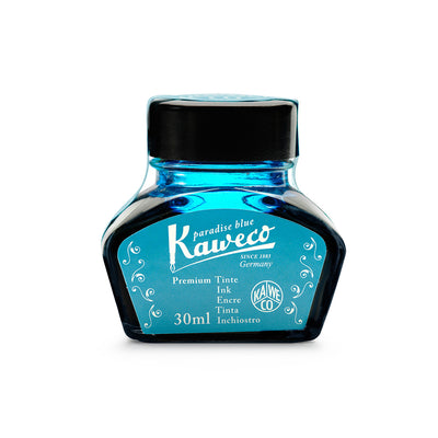 Kaweco Paradise Blue Ink Bottle - 30ml