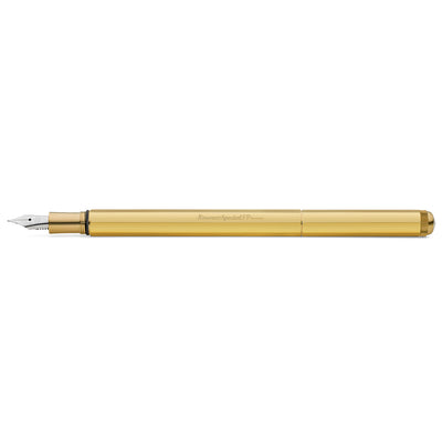 Kaweco Special Brass Fountain Pen - M (Medium)