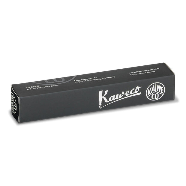 Kaweco Frosted Sport Fountain Pen Sweet Banana,  - F (Fine Nib)