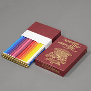 Koh-i-Noor Polycolor Vintage Box, Set of 24 Color Pencils - noteworthy