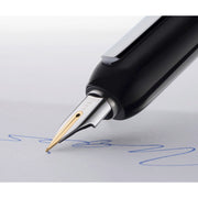 Lamy Dialog 3 Fountain Pen, Piano Black - EF (Extra Fine)