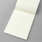 MD Letter Pad, Horizontal - Lined