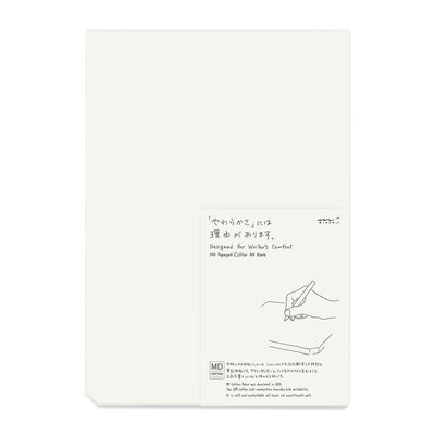 MD Paper Cotton Pad A4 - Blank