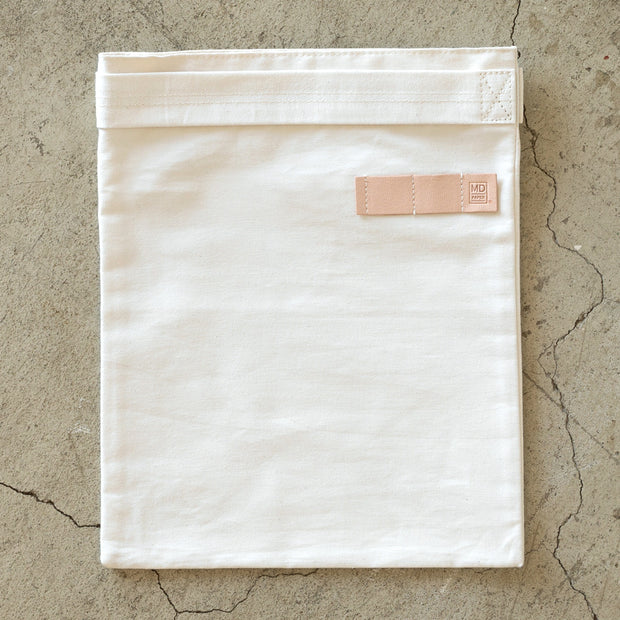 Midori MD Notebook Cotton Bag - noteworthy