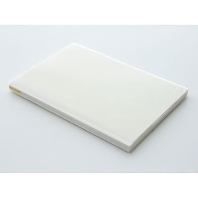Midori Transparent Cover for MD Notebook A5