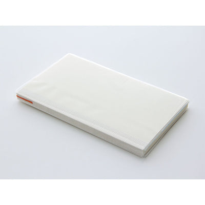 Midori Cover for MD Notebook B6 Slim  in transparent film