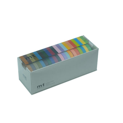 MT Washi Tape 20 Color Set - noteworthy