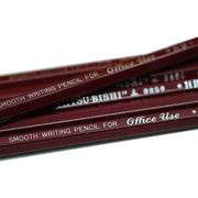 Mitsubishi Uni 9850 Pencil HB - noteworthy