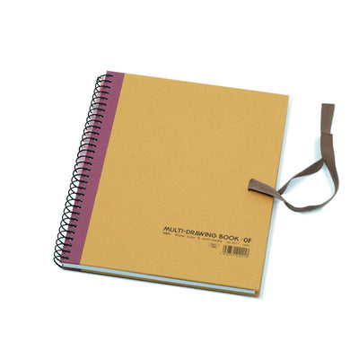 Holbein 33 Series Multi-Media Sketchbook - noteworthy