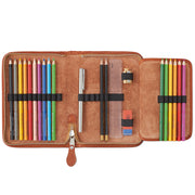 Sonnenleder Nils Leather Pencil Case - noteworthy