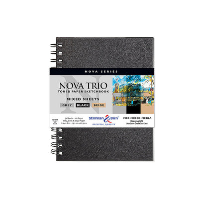 Stillman & Bin Nova Series Trio Mix (6in.x 8in.) - noteworthy