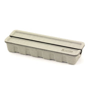 Midori Pulp Pencil Case, Grey - noteworthy