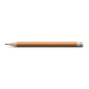 Graf von Faber-Castell Spare pencils for Perfect Pencil, Cognac - Set of 3