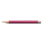 Graf von Faber-Castell Spare pencils for Perfect Pencil, Electric Pink - Set of 3