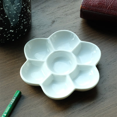 Porcelain Mixing Palette - noteworthy