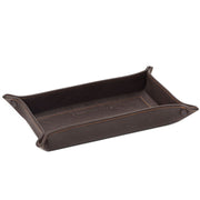 Leather Pen Desk Tray - noteworthy