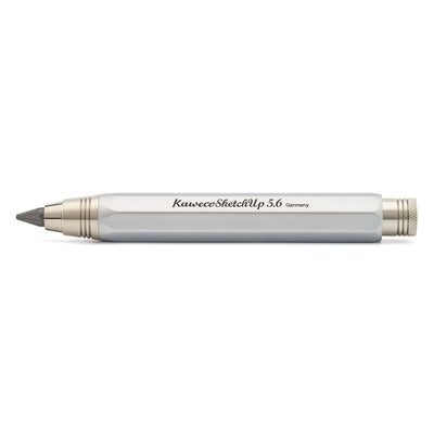 Kaweco Sketch Up Pencil 5.6 mm, Satin Chrome - noteworthy