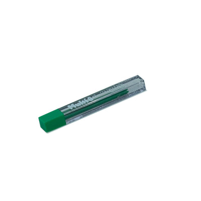 Pentel Multi 8 & Super Multi 8 Lead Refill, 2mm - Green - Set of 2 - noteworthy