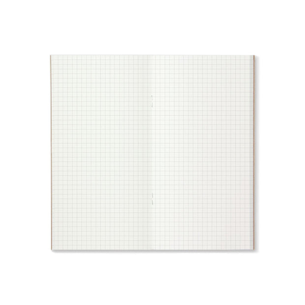 Traveler´s Notebook Refill 002 (Grid Notebook) for Regular Size - noteworthy