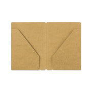 Traveler´s Notebook Refill 010 (Kraft Paper Folder) for Passport Size - noteworthy