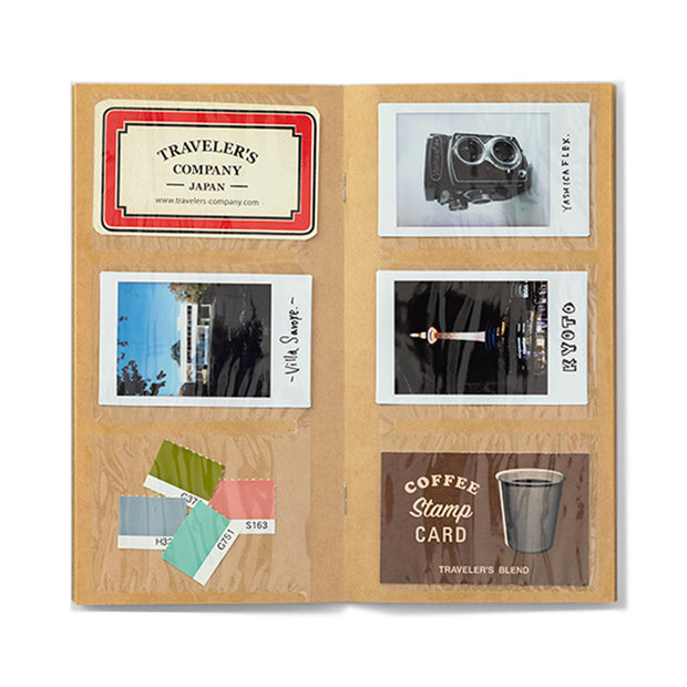 Traveler´s Notebook Refill 028 Card File for Regular Size - noteworthy