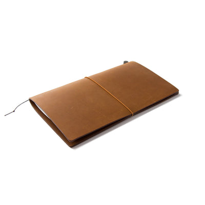 Traveler´s Notebook Starter Kit Regular Size, Camel - noteworthy