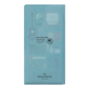 Traveler's Notebook Clear Folder 2020 for Regular Size - noteworthy