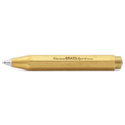 Kaweco Sport Ballpen Brass - noteworthy