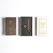 ystudio Classic Desk Fountain Pen - F (Fine Nib) - noteworthy