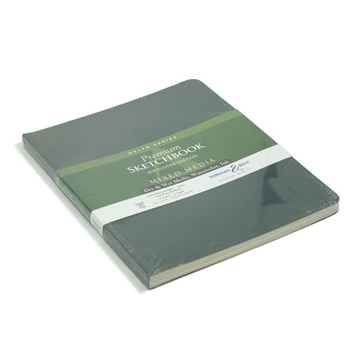 Stillman & Birn, Delta Series Sketchbook, Softcover (8in x10in) - Ivory - noteworthy