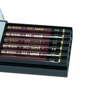 Mitsubishi Hi-Uni Graphite Pencil 3B, Set of 12 - noteworthy