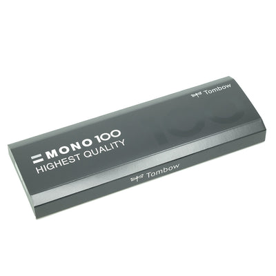 Tombow Mono 100 Graphite Pencil, Set of 12 - 2H - noteworthy