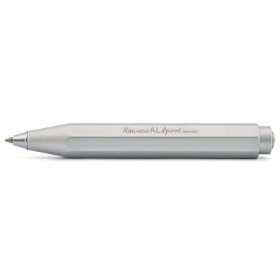 Kaweco AL Sport Ballpen Silver - noteworthy