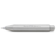 Kaweco Steel Sport Push Pencil 0.7mm - noteworthy