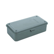 Trusco Stainless Steel Tool Box, Grey - noteworthy