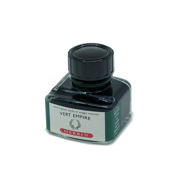 J. Herbin Verte Empire (Green Empire) Ink Bottle - 30ml