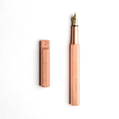 Ystudio Classic Portable Fountain Pen  - F (Fine Nib) - noteworthy