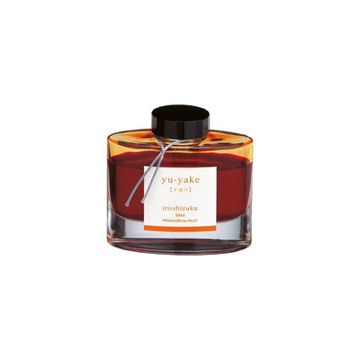 Pilot Iroshizuku Yu-yake Ink (Sunset) - 50ml | Noteworthy Stationery