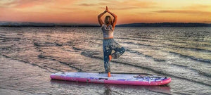 Which is the Best Inflatable Stand Up Paddle Board for Yoga?
