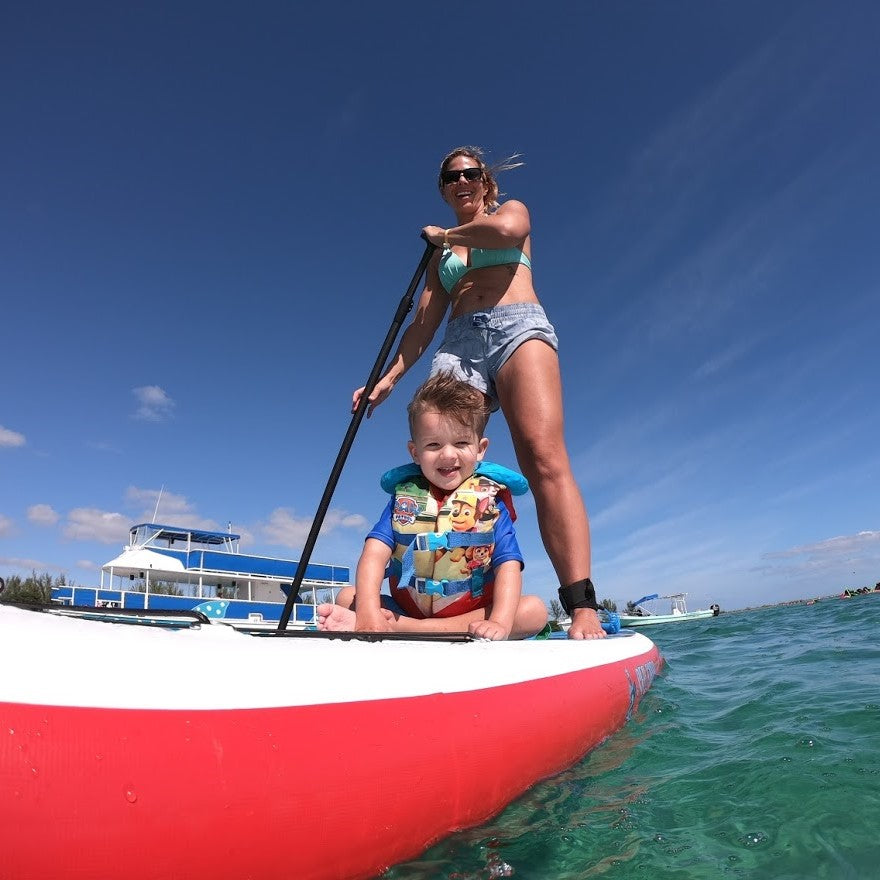What You Need To Know About SUP Paddle Boarding With Kids In Canada