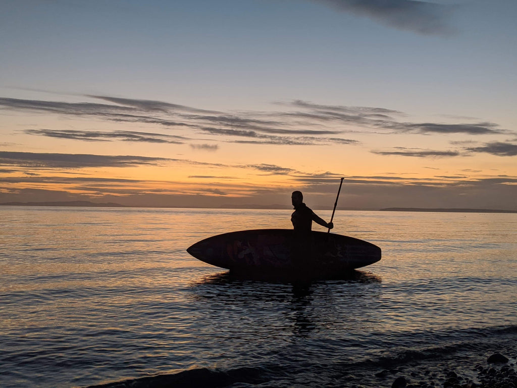 Is it safe to Stand Up Paddleboard during the CoVid 19 Crisis?