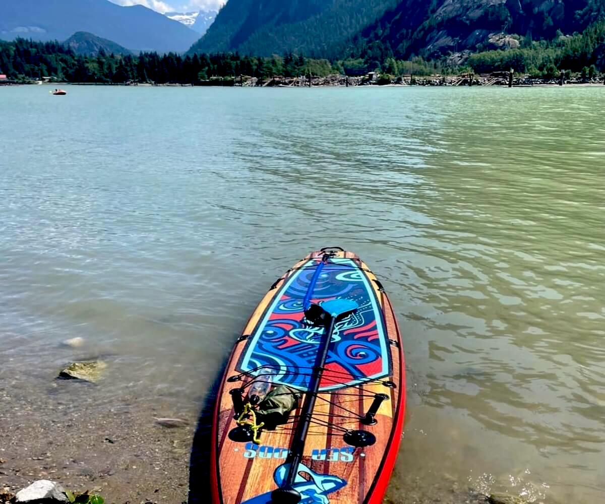 Best Stand Up Paddle Boards for Rivers