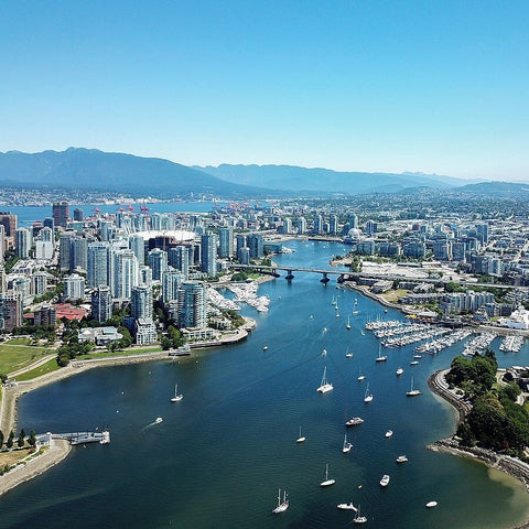False Creek - Top 5 Stand-Up Paddle Boarding Spots