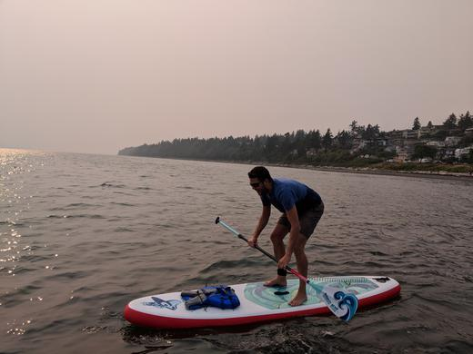 paddle board mistakes