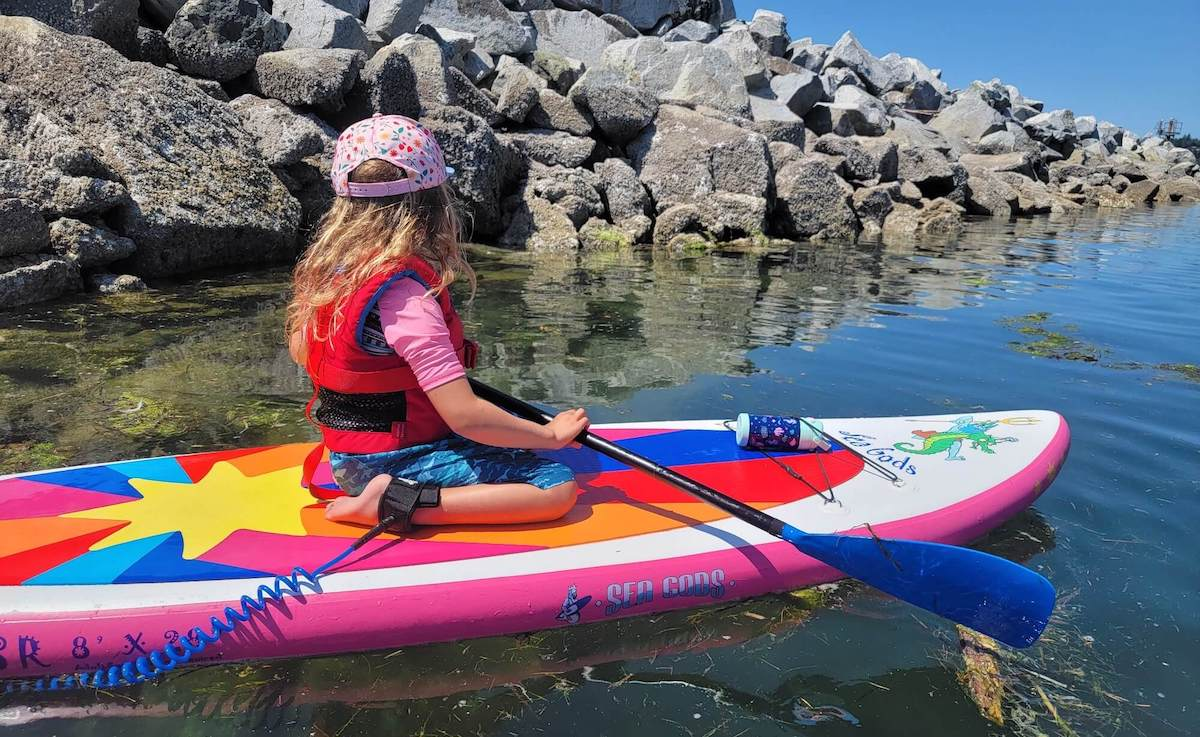 SUP Paddle Board for Kids Canada