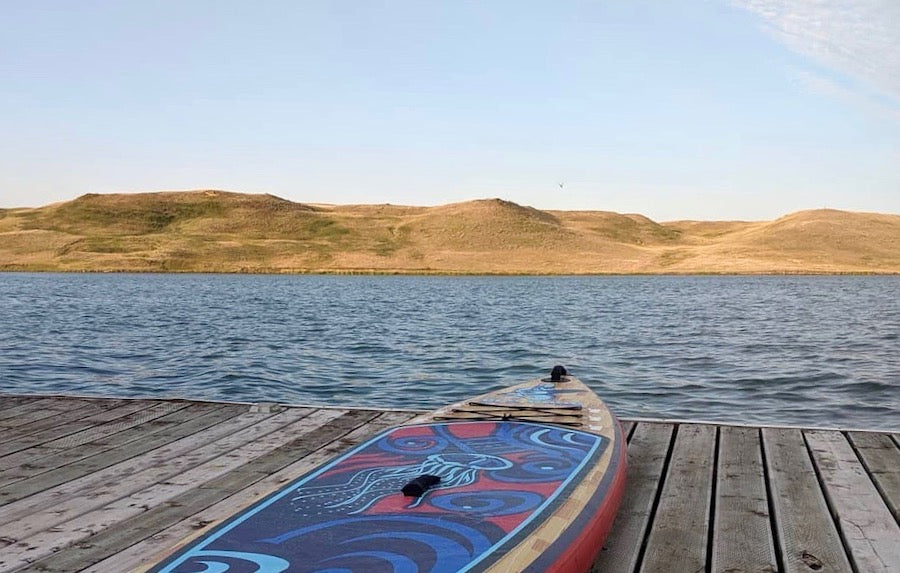 Summer Stand Up Paddle Boarding Canada