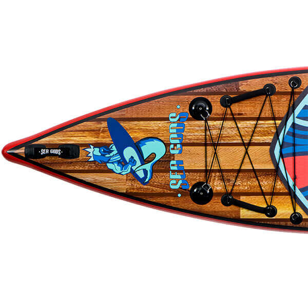 2021 Carta Marina Touring Inflatable Paddle-board (Adventure & Design iSUP) by SeaGods