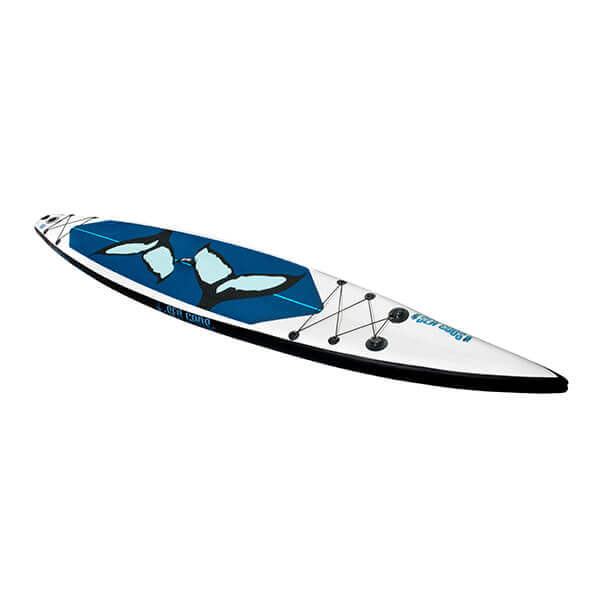 Ketos Racing SUP paddle board (top view). Free Shipping Canada / USA
